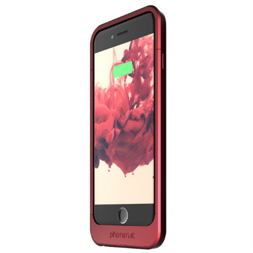reputable site 5a0ef 5efc3 PhoneSuit Elite 6 Battery Case for iPhone 6/6S