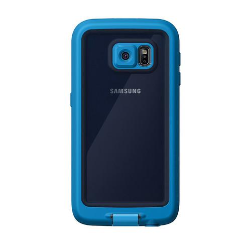 low priced 7fcd5 02eab LifeProof Samsung Galaxy S6 Fre Case (Blue) | shopmobilebling.com