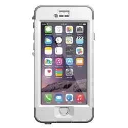 LifeProof iPhone 6/6S Nuud Case (White)