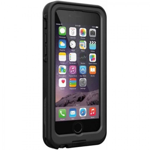 best cheap b87f7 7f5e2 LifeProof iPhone 6/6S Fre Power Case (Black)