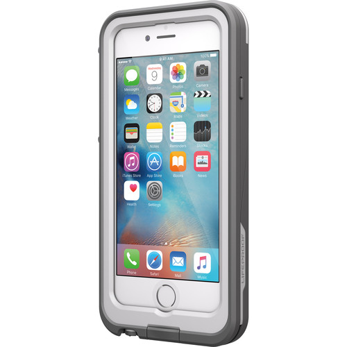 huge selection of f45ff 33162 LifeProof iPhone 6/6S Fre Power Case (White)