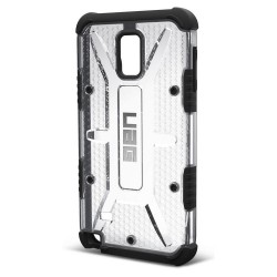 Urban Armor Gear Case for Samsung Galaxy Note 4 (Ice)