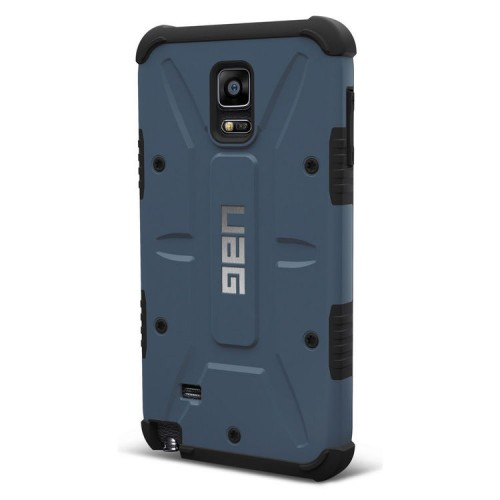 best cheap 14cc1 33cb6 Urban Armor Gear Case for Samsung Galaxy Note 4 (Slate ...