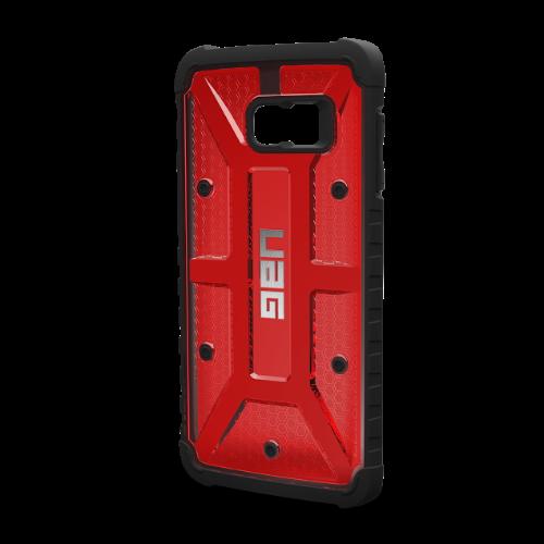 new concept 4c360 c9c0d Urban Armor Gear Case for Samsung Galaxy S6 edge Plus (Red)
