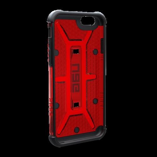 size 40 429d2 e4b3e Urban Armor Gear Composite Case for iPhone 6/6S (Red)