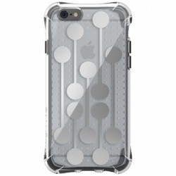 Ballistic Jewel Mirage Case for iPhone 6/6s (Silver)