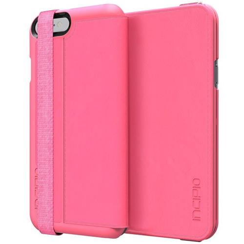 best website ec28d acc24 Incipio iPhone 6/6S Watson Wallet Case Coral/Light Pink