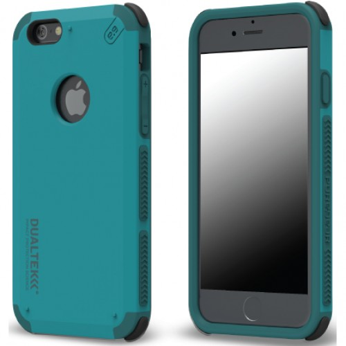 timeless design 19b5a 2177b PureGear DualTek Case for iPhone 6/6S